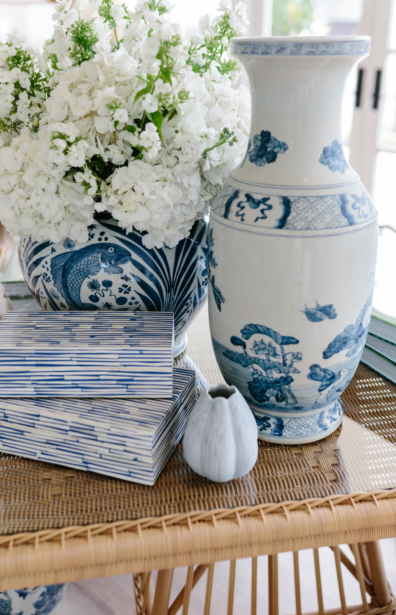 Greek Trim Vase - Amy Berry Home