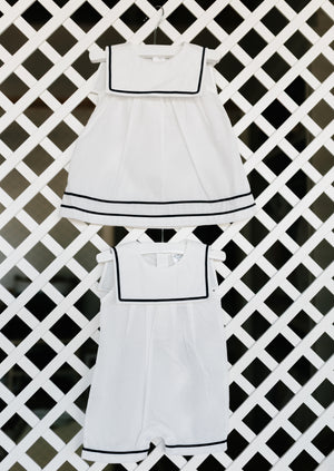Nautical Dress - Amy Berry Home