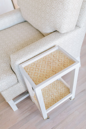 Dax Drinks Table - Amy Berry Home