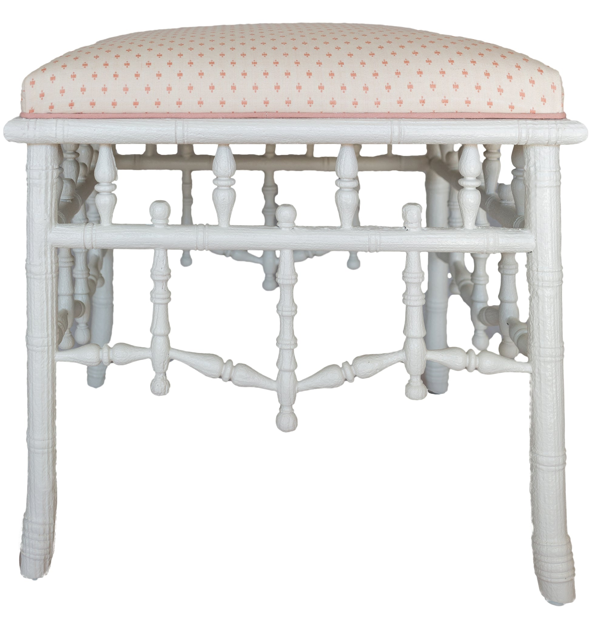 Chippendale Ottoman - Amy Berry Home