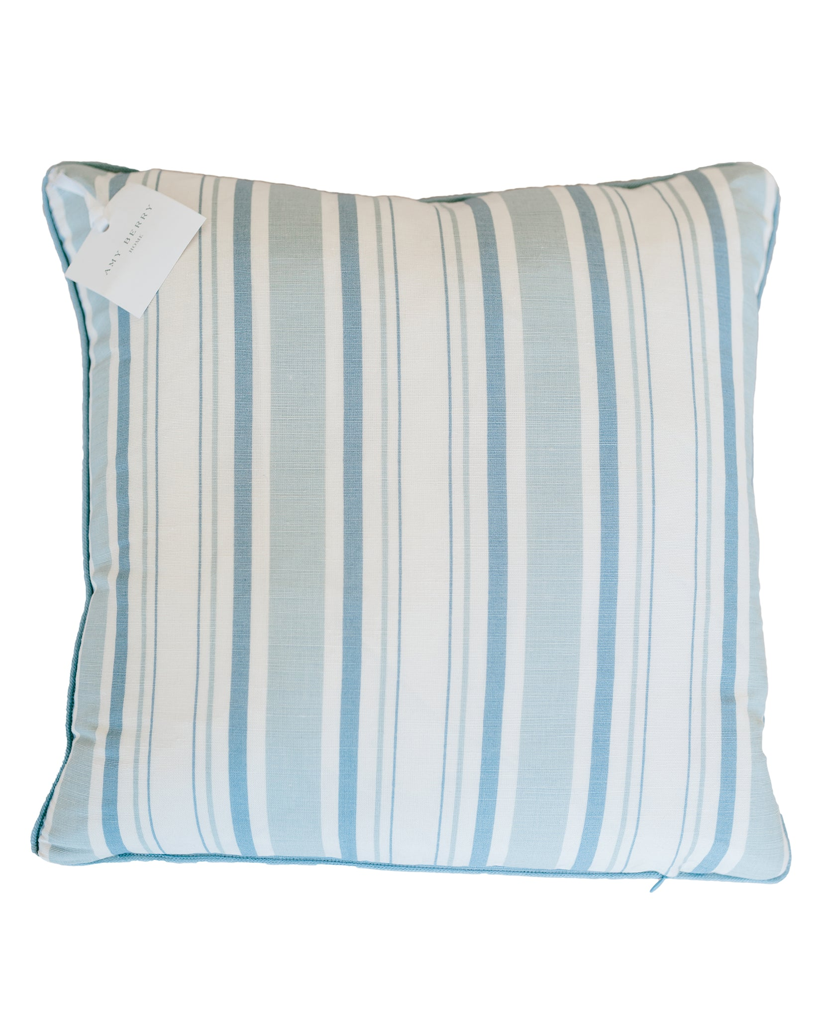 Bennison Stripe Pillows - Amy Berry Home
