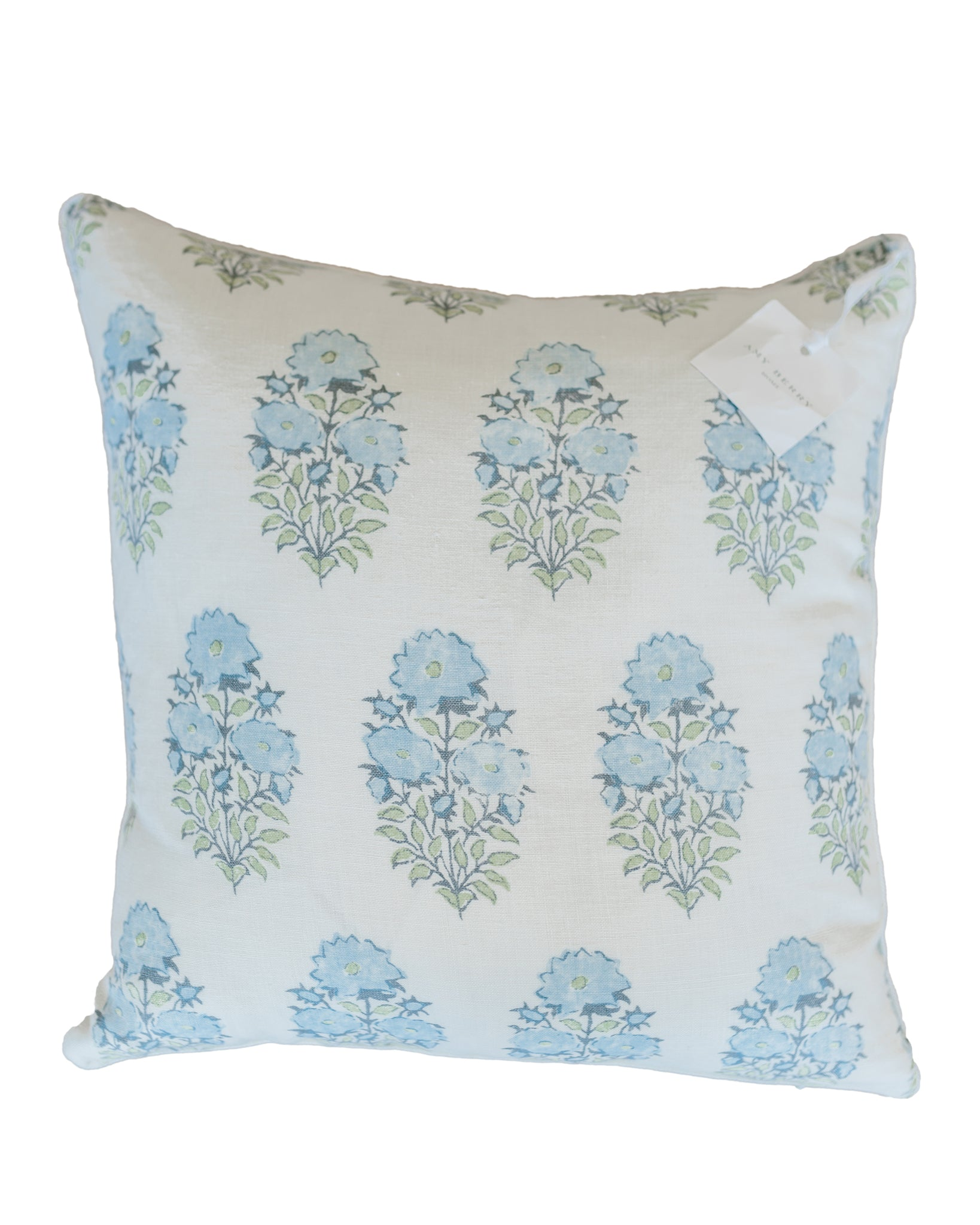Mughal Flower Pillows - Amy Berry Home