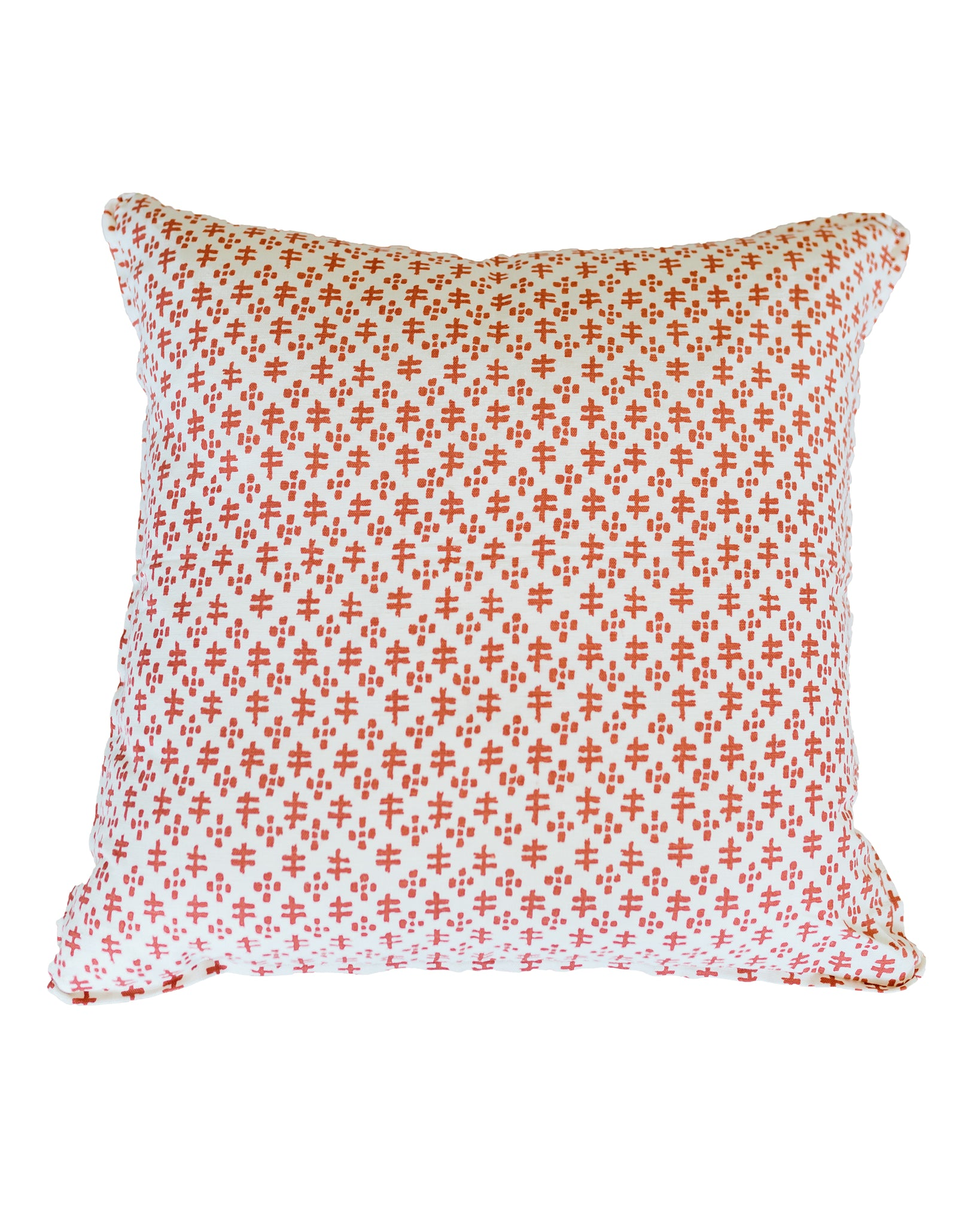 Coral Burma Pillow - Amy Berry Home