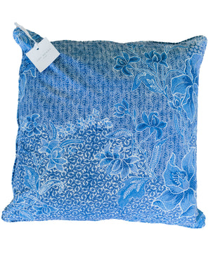Indigo Batik Pillows - Amy Berry Home