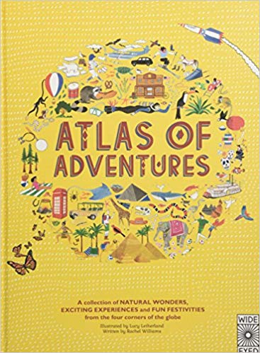 Atlas of Adventures - Amy Berry Home