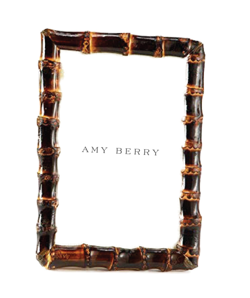 Bamboo Frame - Amy Berry Home