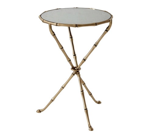 Bamboo Accent Table