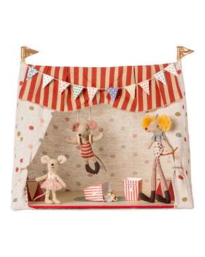 Circus Mice - Amy Berry Home