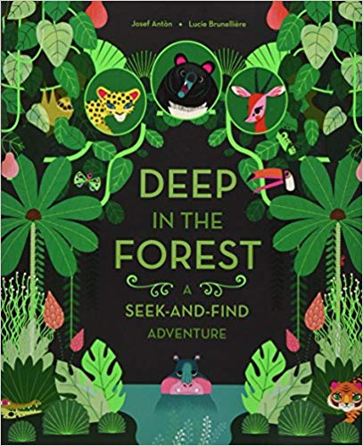 Deep in the Forest - Amy Berry Home