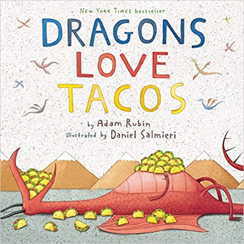 Dragons Love Tacos - Amy Berry Home
