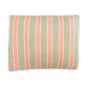 Pink Stripe Rectangle