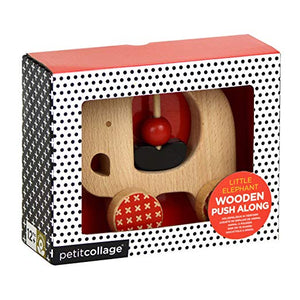 Elephant Wooden Animal Car - Amy Berry Home