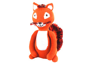 Knit Fox Doll - Amy Berry Home