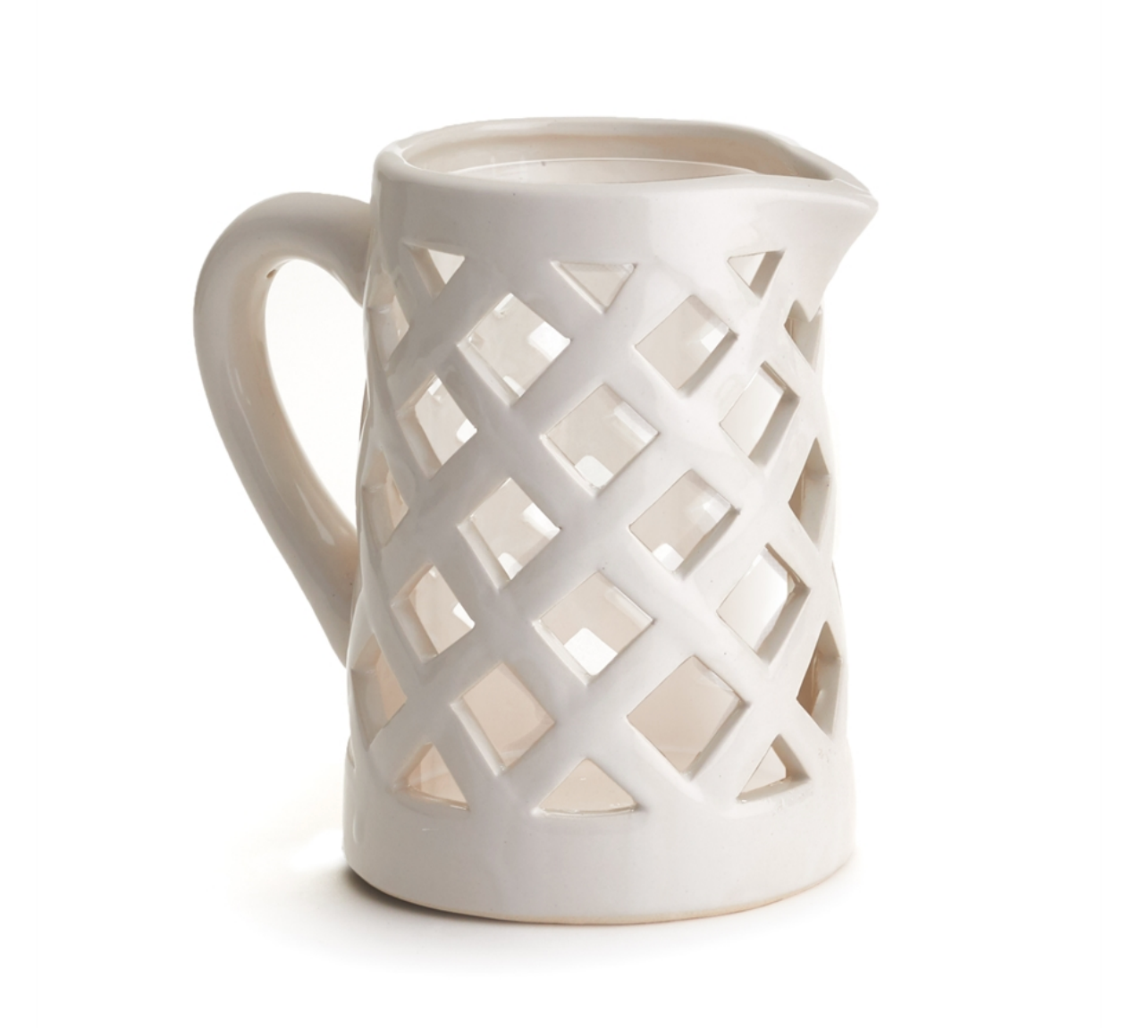 Lattice Pitcher - Amy Berry Home