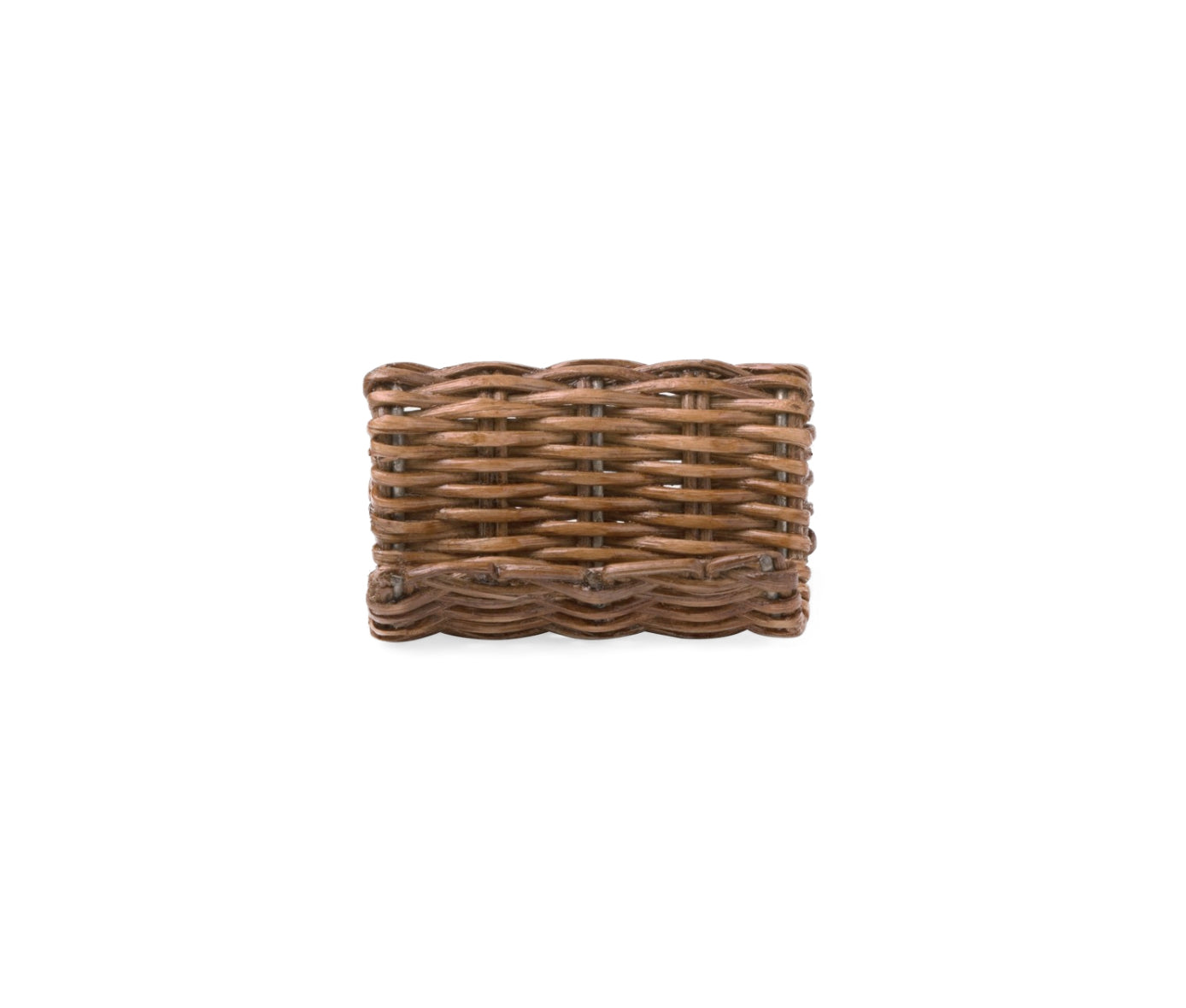 Gibson Honey Rattan Card Holder - Amy Berry Home