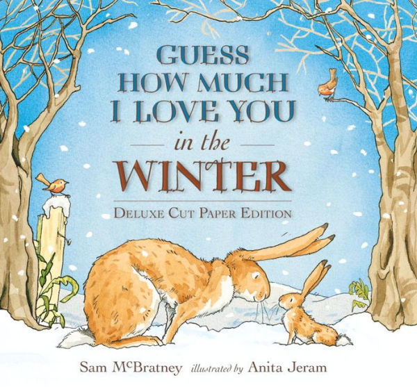 Guess How Much I Love You In the Winter - Amy Berry Home