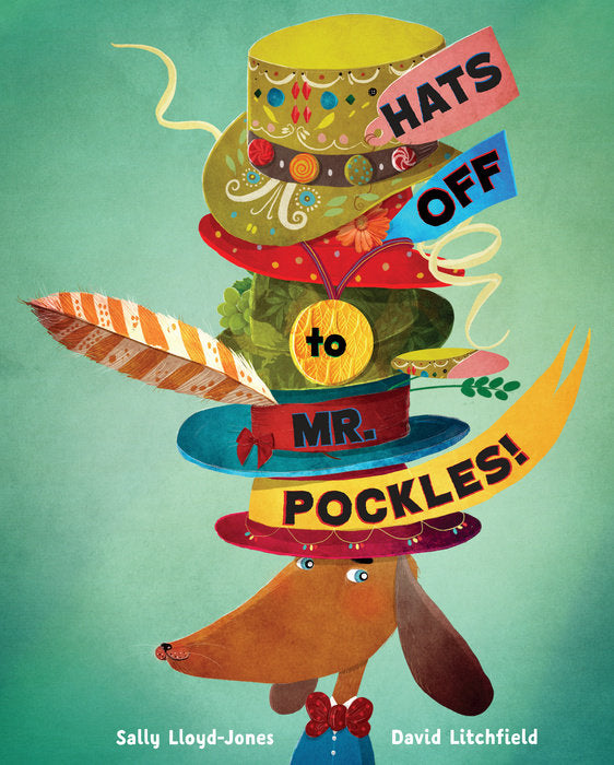 Hats Off to Mr. Pockles - Amy Berry Home