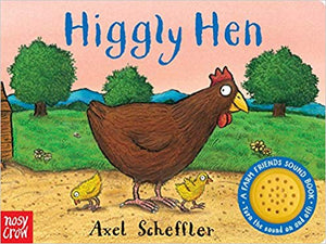Higgly Hen - Amy Berry Home