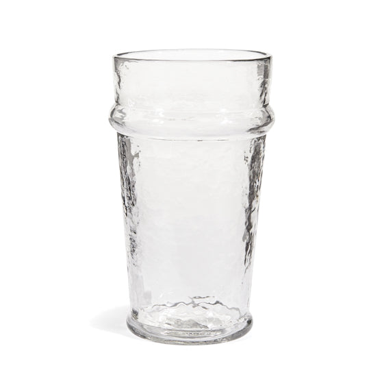 12 oz Clear Glass