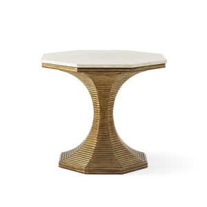 Hourglass Table - Amy Berry Home