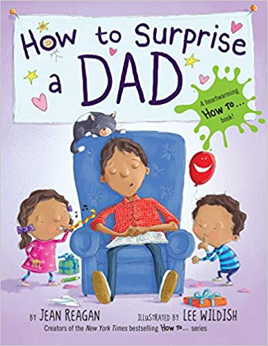 How to Surprise a Dad - Amy Berry Home