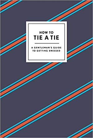How to Tie A Tie - Amy Berry Home