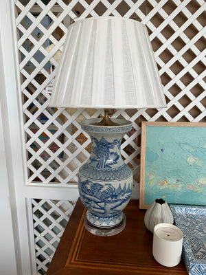 Canton Jar Lamp - Amy Berry Home
