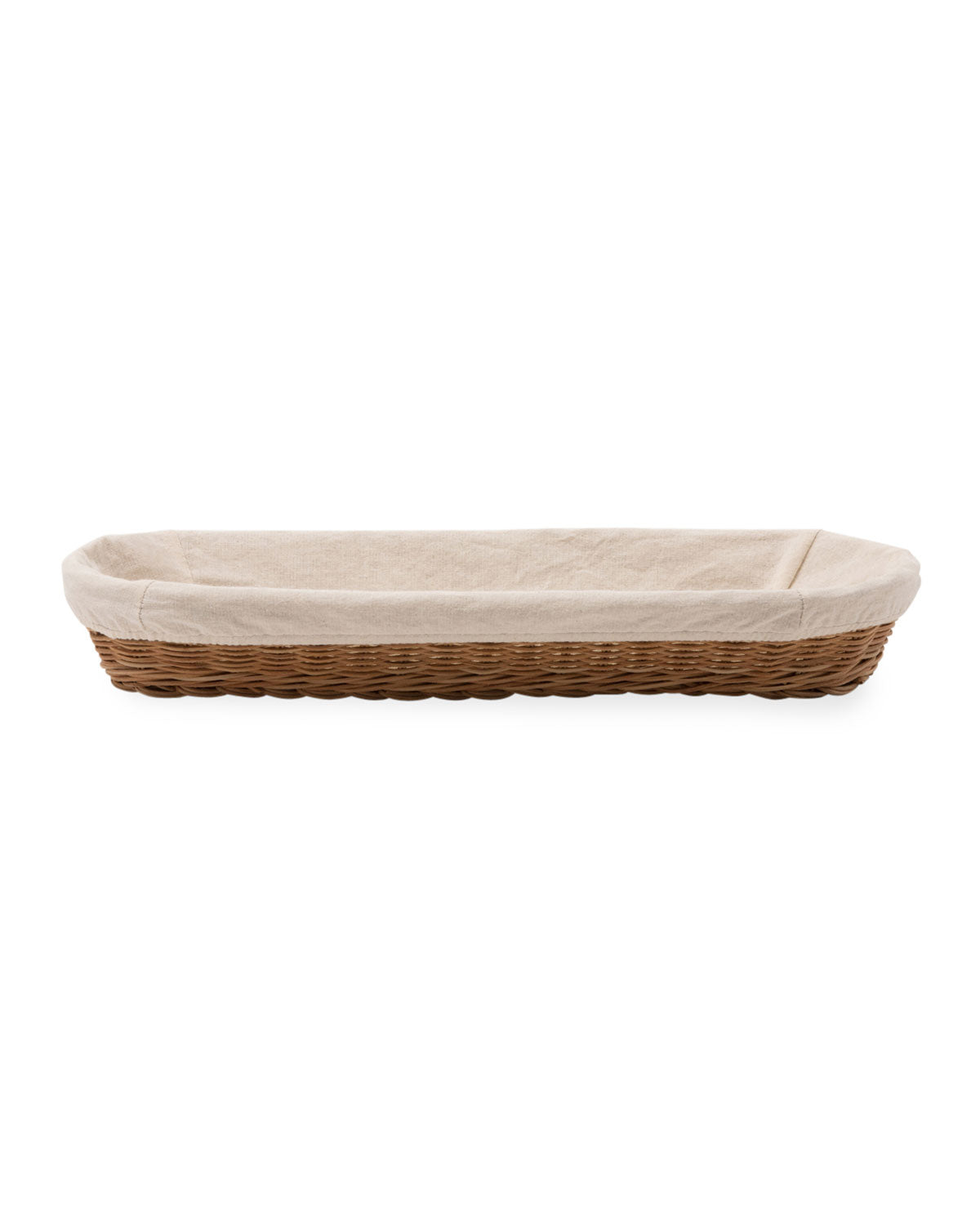 Lined Rattan Trays - Amy Berry Home