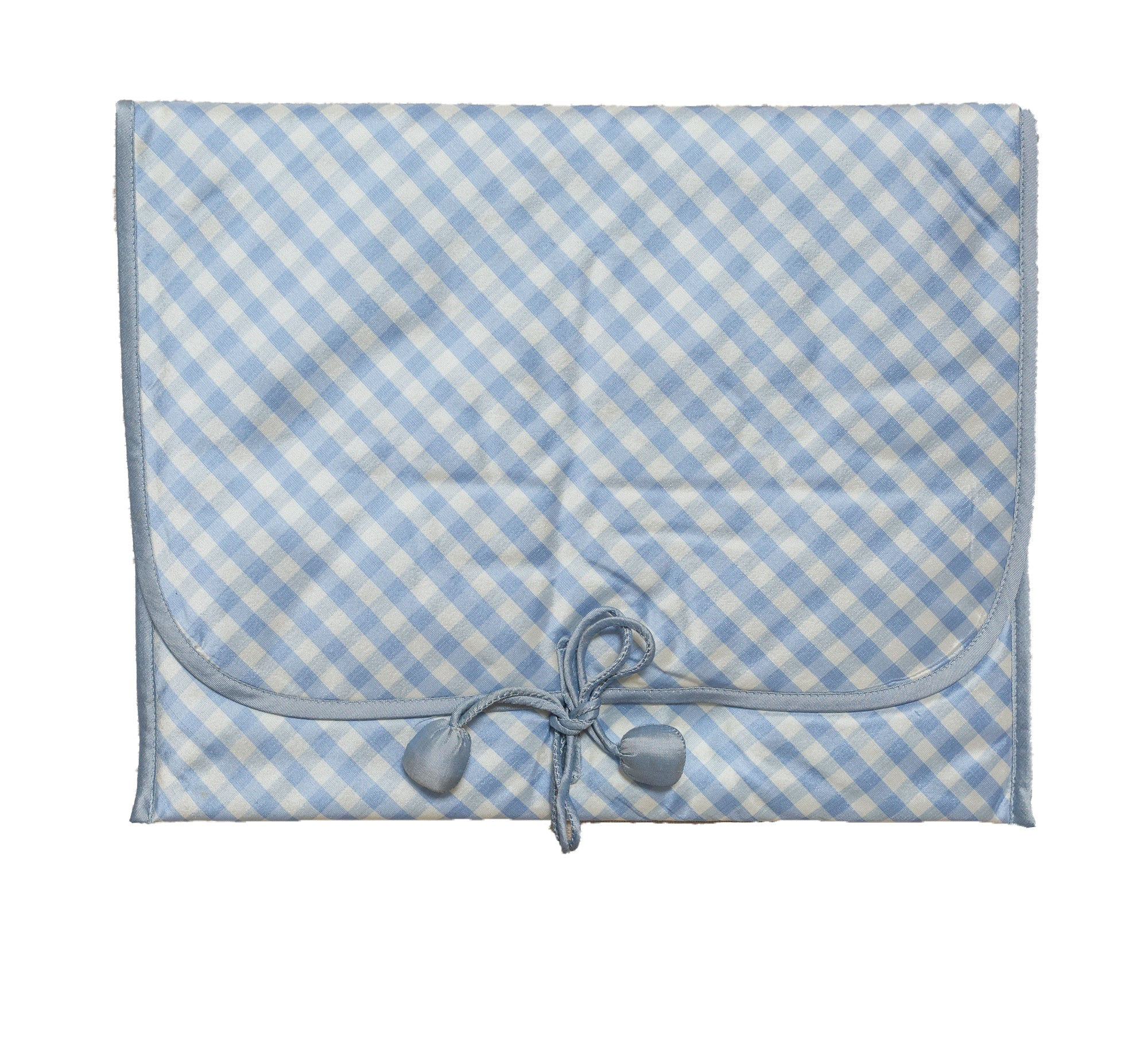 Gingham Garment Bag - Amy Berry Home