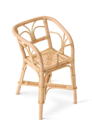 Rattan Doll Highchair - Amy Berry Home