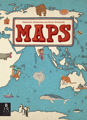 Maps - Amy Berry Home