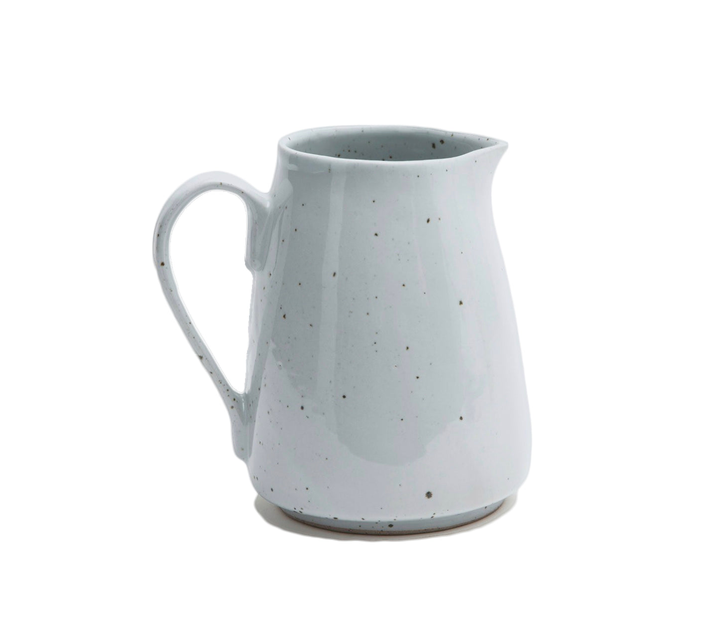 Marcus White Salt Glazed Pitcher - Amy Berry Home