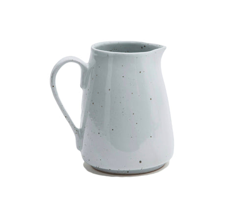 Marcus White Salt Glazed Pitcher