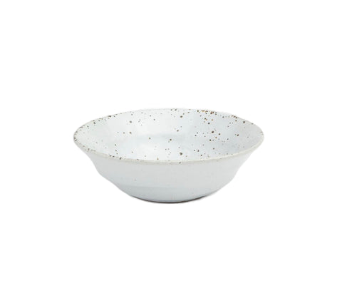 Marcus White Salt Glazed Pasta/Soup Bowl