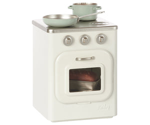 Metal Stove - Amy Berry Home
