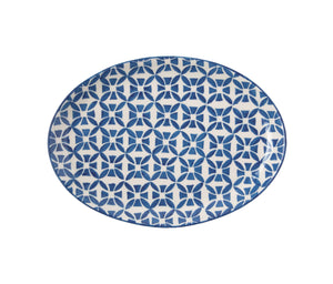 Ojai Small Mosaic Serving Platter - Amy Berry Home