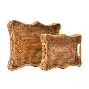 Opal Rattan Tray - Amy Berry Home