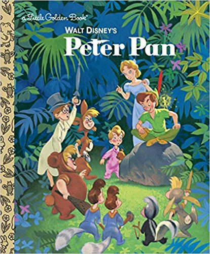 Peter Pan Little Golden Book