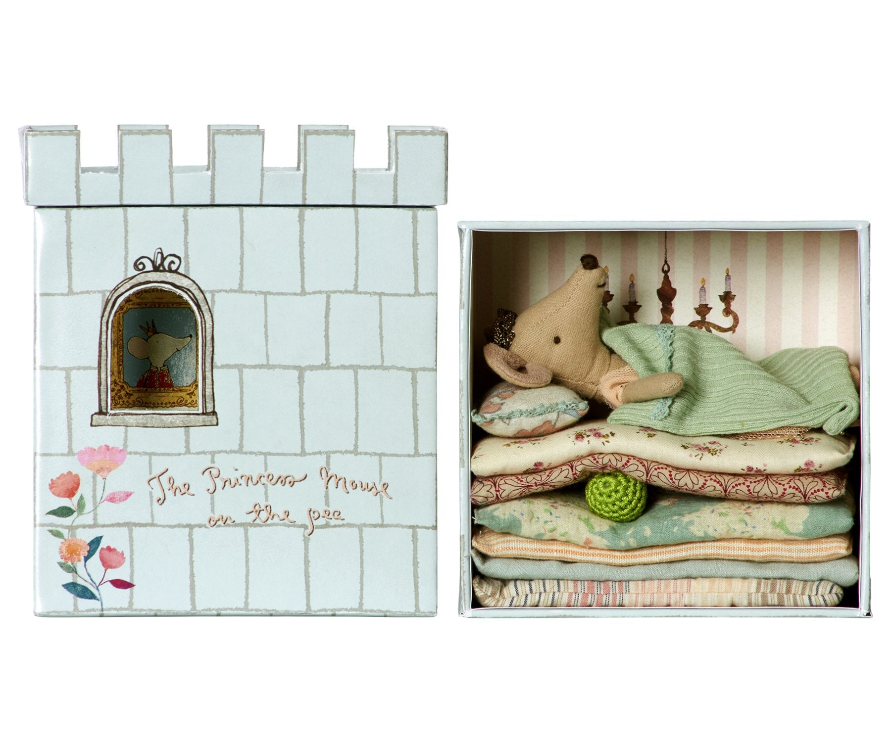 Princess and the Pea Mouse - Amy Berry Home