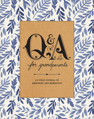 Q&A A Day For Grandparents - Amy Berry Home