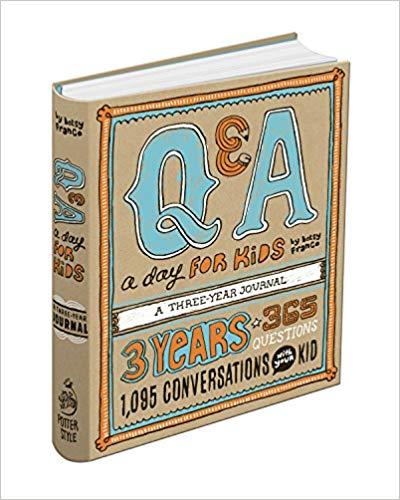 Q&A A Day For Kids - Amy Berry Home
