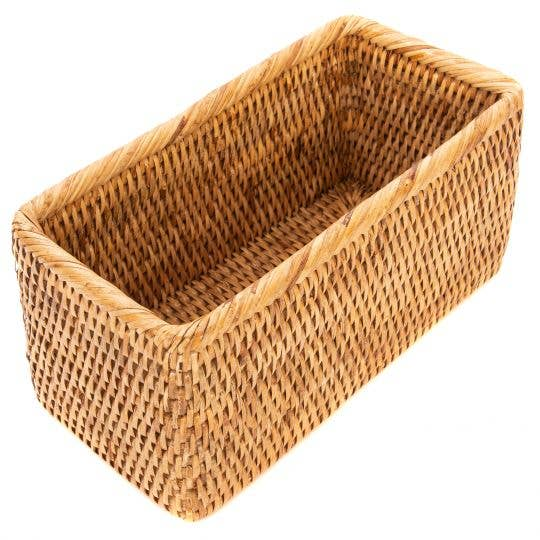 Rattan Storage Basket - Amy Berry Home