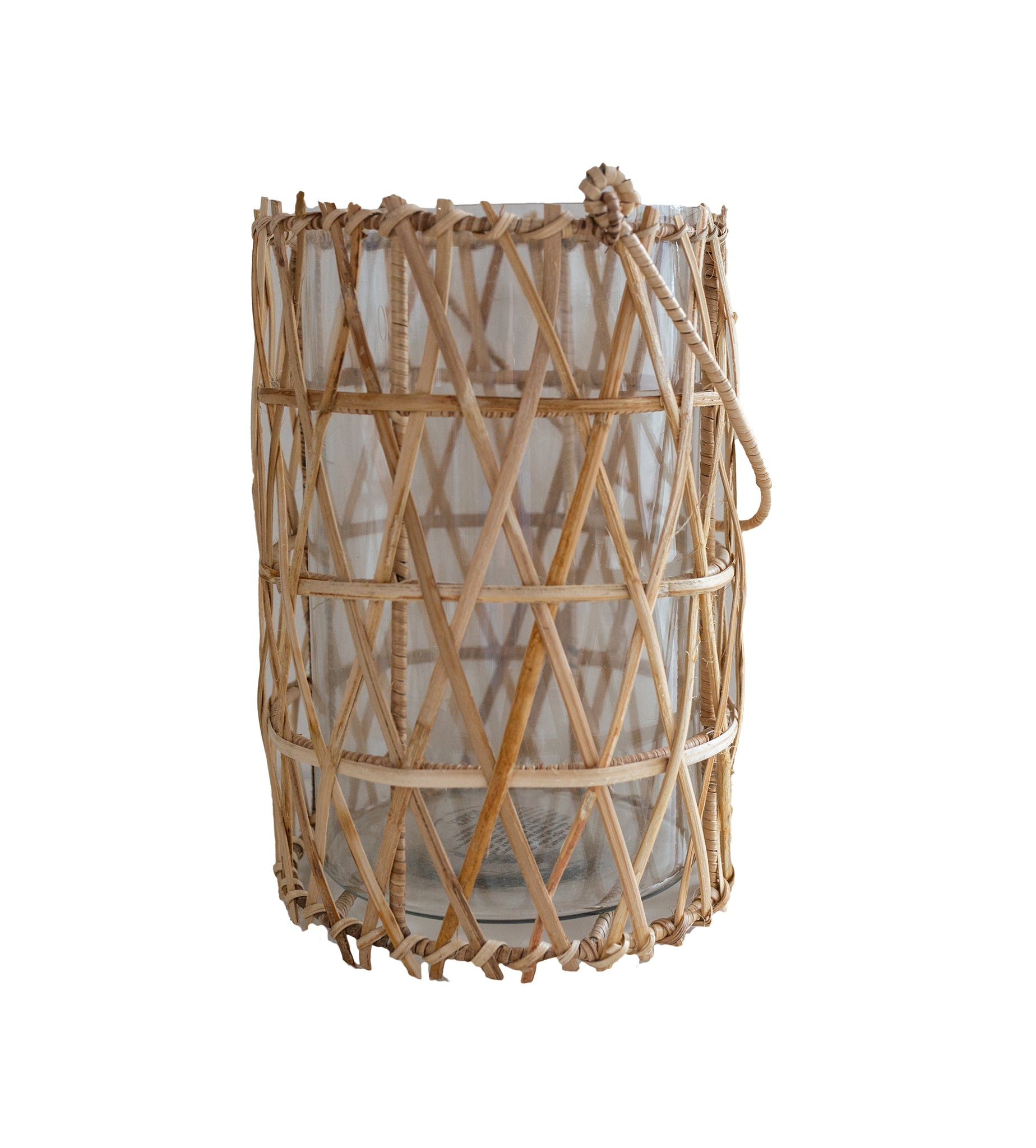 Cane Lantern - Amy Berry Home