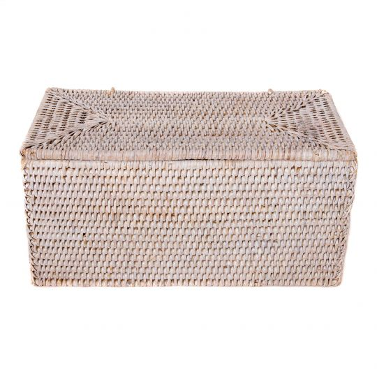 Lidded Storage Basket - Amy Berry Home