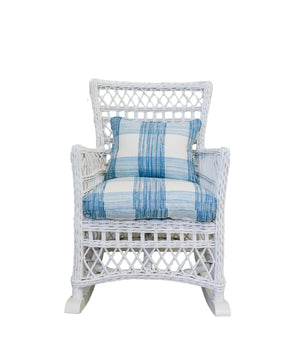 Child's Rocking Chair Cushion and Pillow - Amy Berry Home