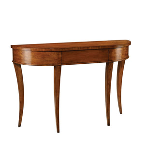 Fruitwood Console - Amy Berry Home