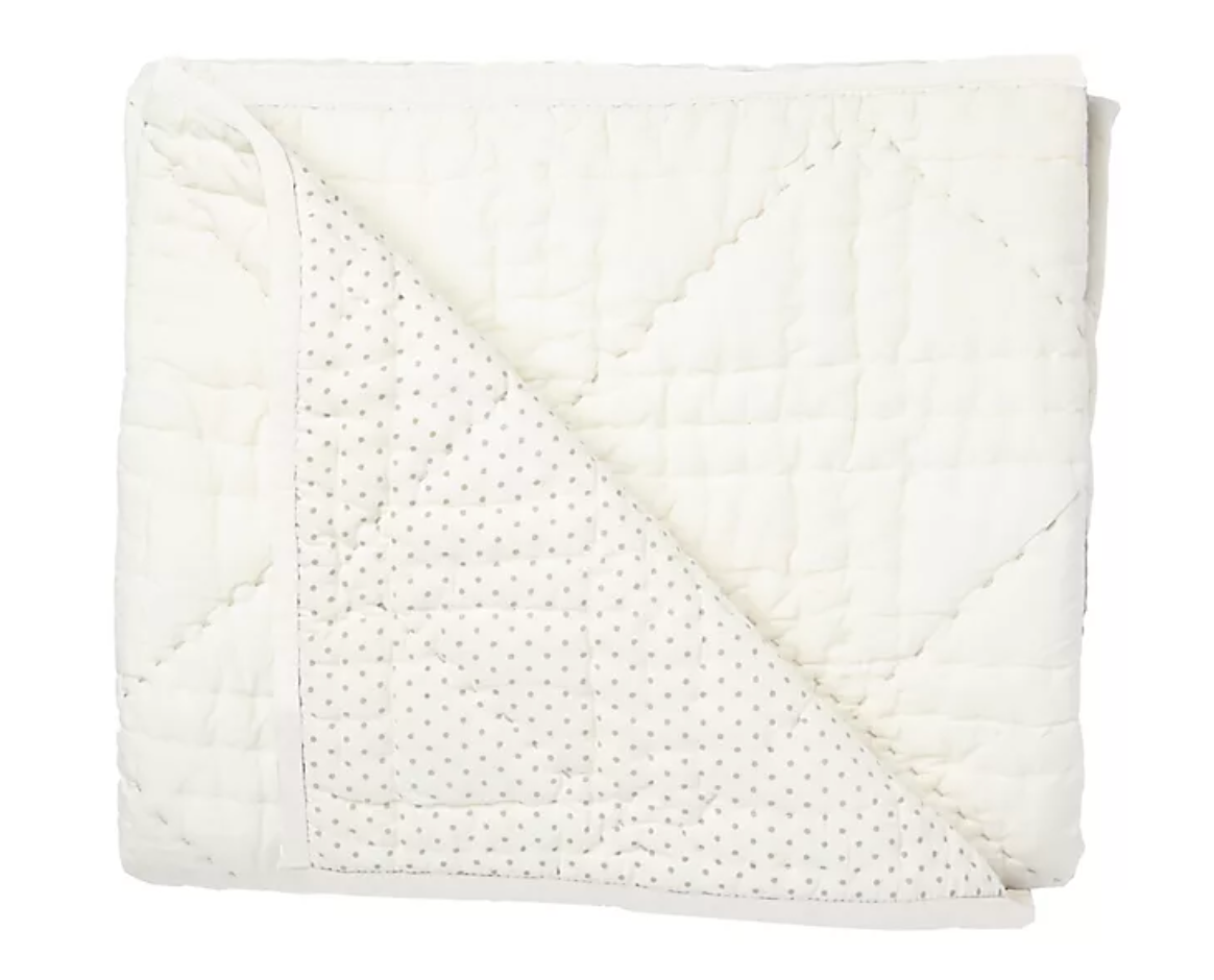 Quilted Play Blanket