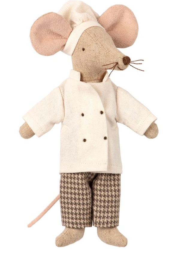 Chef Mouse - Amy Berry Home