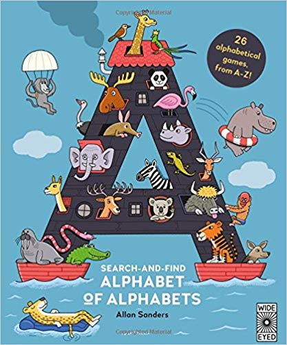 Search and Find Alphabet - Amy Berry Home