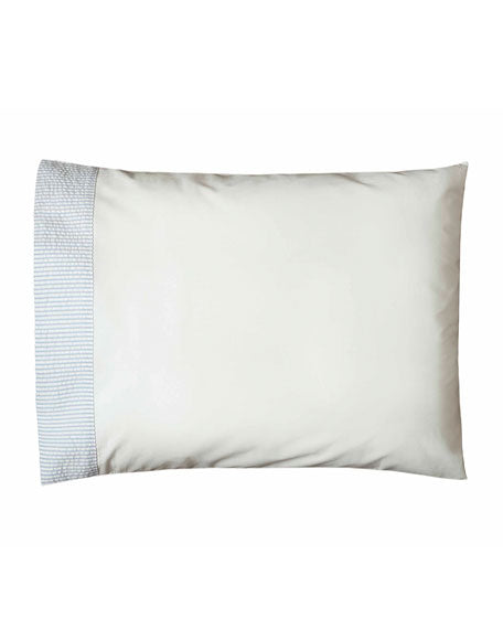 Seersucker Pillowcase - Amy Berry Home